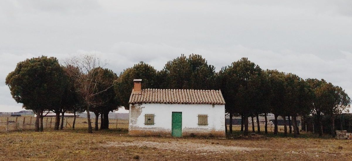 Utwardzenie terenu wokół posesji samowolą budowlaną