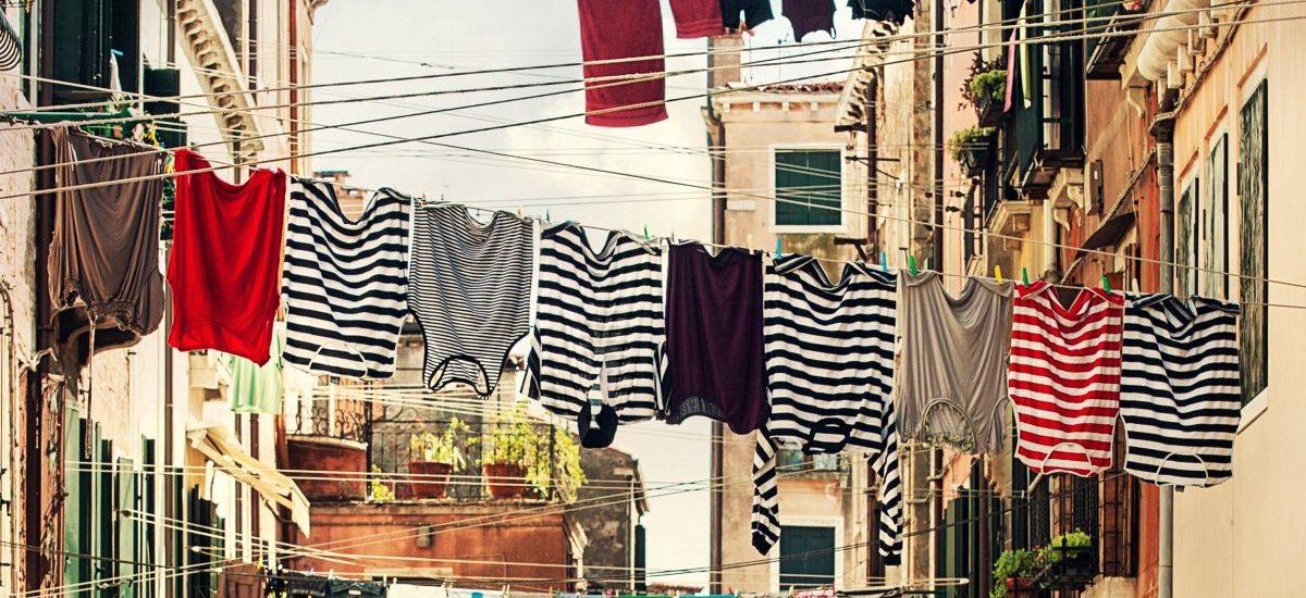 W Lubinie będą zdejmowali gacie… z balkonów