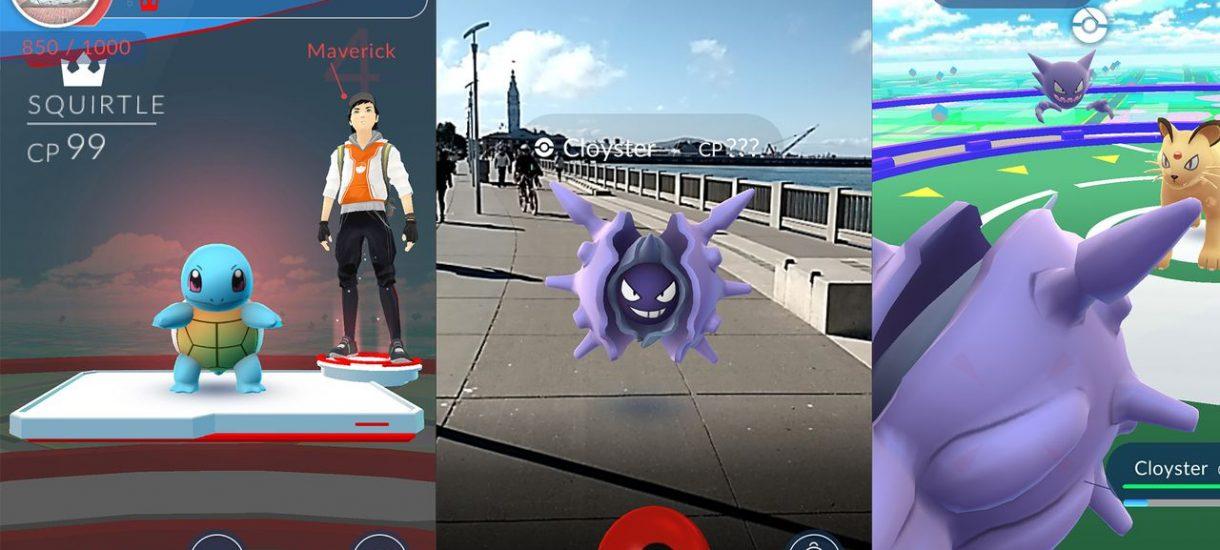 Pobierałeś Pokemon Go spoza Google Play i Apple Store? Nintendo wypowiada wojnę takim źródłom