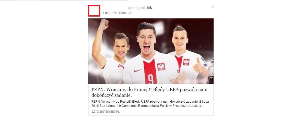 Nie klikajcie w bzdury o powrocie Polski na Euro 2016 na Facebooku – to oszustwa i wyłudzenia