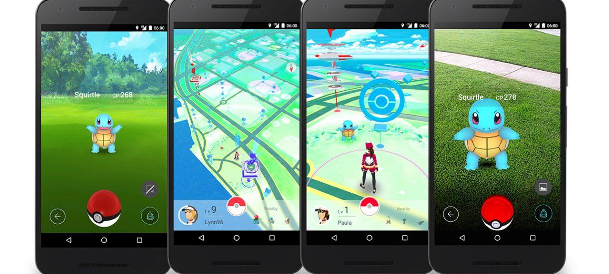 Policja wydała zalecenia jak bezpiecznie polować na Pokemony