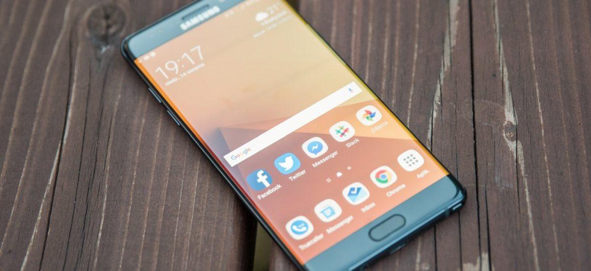 Z Samsung Galaxy Note 7 nie wpuszczą nas na pokład samolotu? Na razie jeszcze wpuszczą, ale…