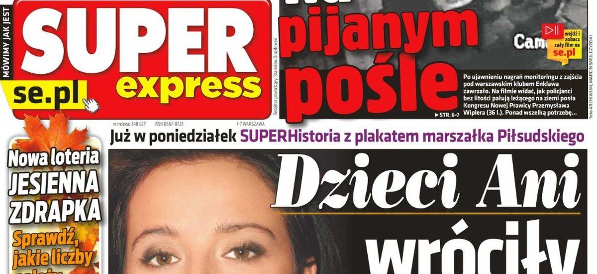Ziobro sugeruje, że nie można tak surowo karać tabloidów za rujnowanie życia celebrytom