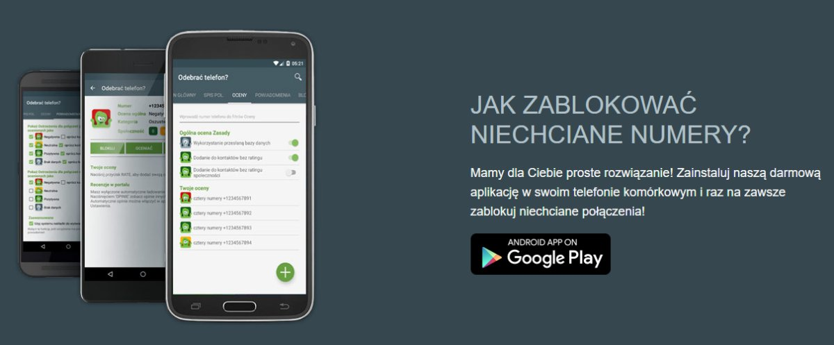 Odebrać telefon? – mobilna aplikacja roku według Bezprawnika