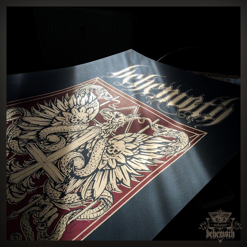 Plakat Behemoth