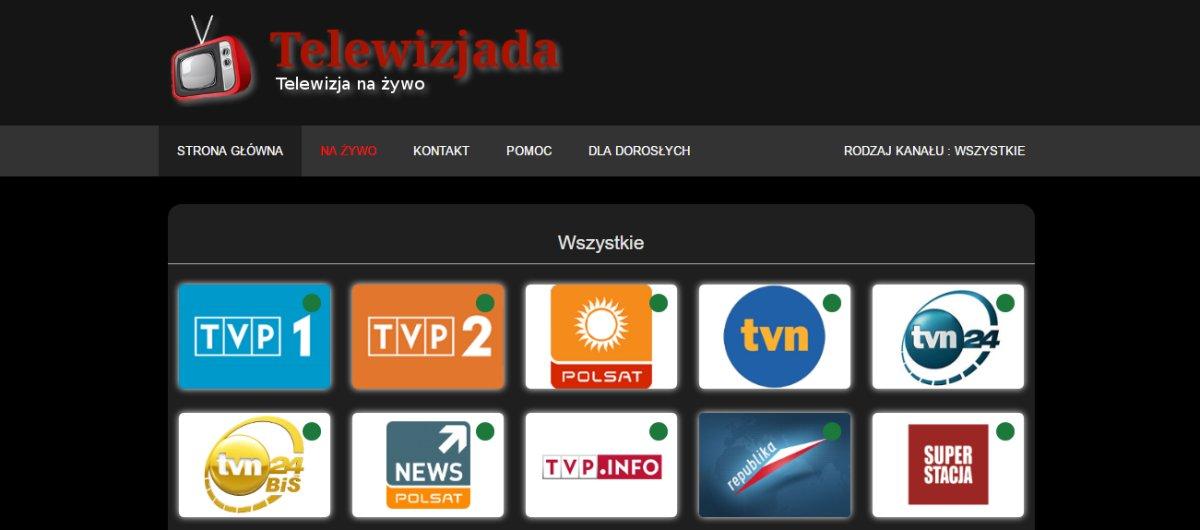Telewizjada nie działa i już chyba nie będzie – popularna platforma w prokuraturze