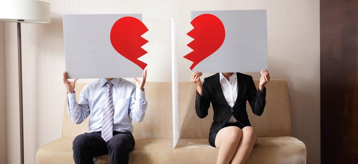 Rozwód? Nie popełnij tych 5 najpopularniejszych błędów