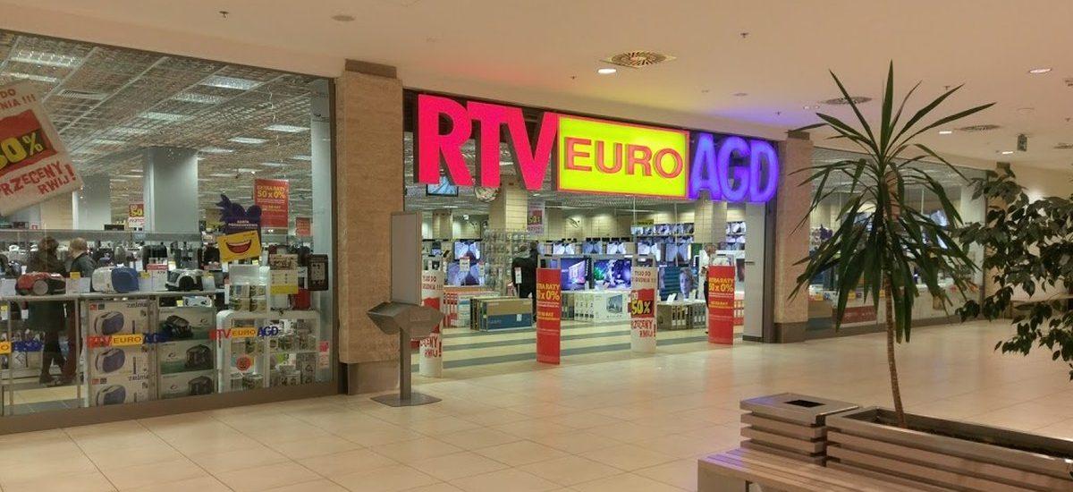 RTV Euro AGD zdarzają się błędy z niskimi cenami. UOKiK sprawdzi czy sklep nie robi tego specjalnie