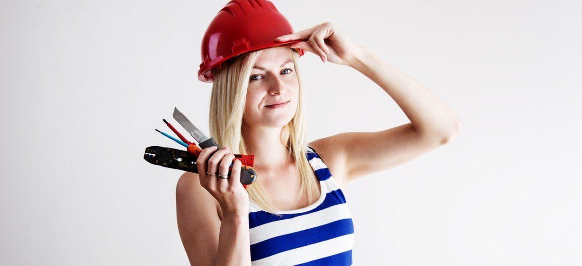 To, że robisz remont mieszkania, nie czyni cię jeszcze świętą krową. Nawet w biały dzień obowiązują cię pewne zasady