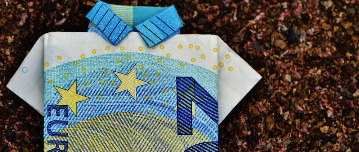 Nowe banknoty jeszcze lepiej zabezpieczone przed kopiowaniem. Spróbujcie je zeskanować – urządzenie wyłączy się