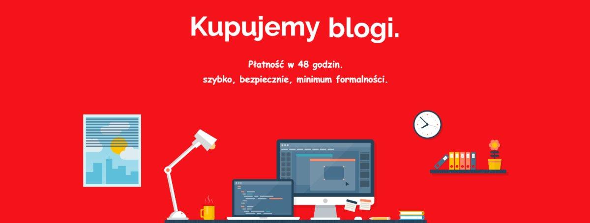 W internecie powstała strona, która skupuje blogi. Średnio wycenia je na 20 zł. Sprzedałbyś swojego bloga?