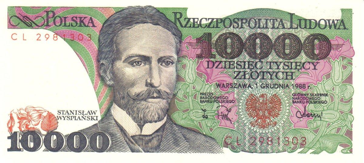 Bitcoin prawie dobił do 10 000 złotych, po czym kilkanaście minut temu jego kurs zaczął bardzo spadać. Bańka pękła?