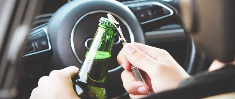 prowadzenie samochodu po alkoholu