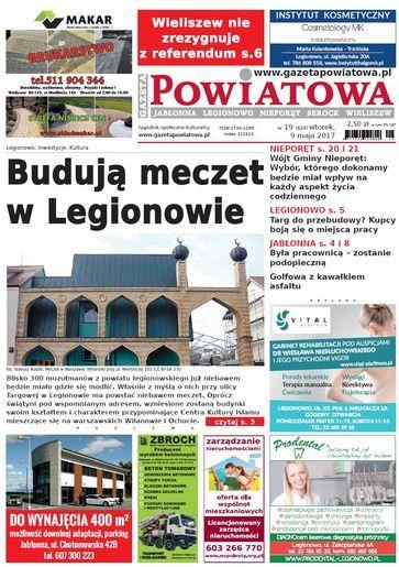 meczet legionowo