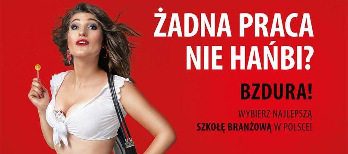 Szewc bez butów. Warszawska Szkoła Reklamy zbesztana przez Komisję Etyki Reklamy za kampanię gardzącą ciężką pracą