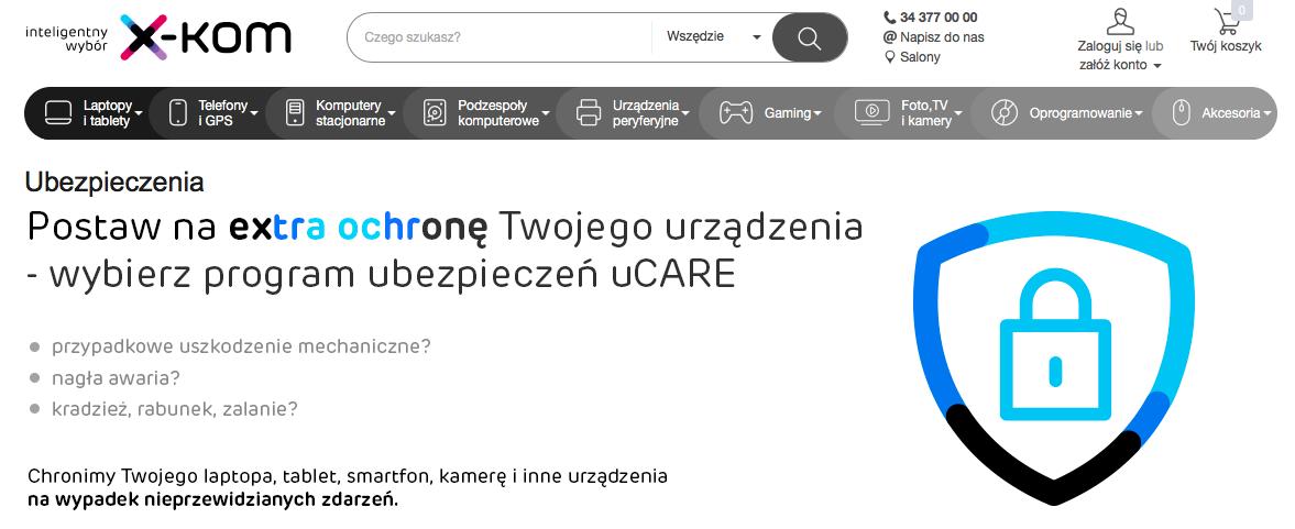 Goły tyłek jakiegoś Mariusza na dysku. Rozszerzona gwarancja uCare w x-kom.pl to kpina z klientów – takie opinie rozgrzały Wykop
