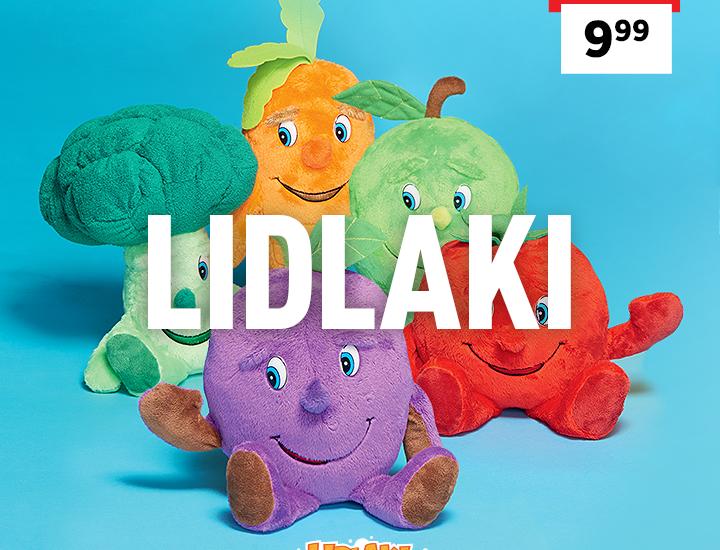 Lidlaki – Lidl błyskawicznie odpowiada na Świeżaki w sieci sklepów Biedronka