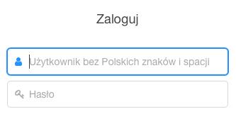 polfejs polskie znaki