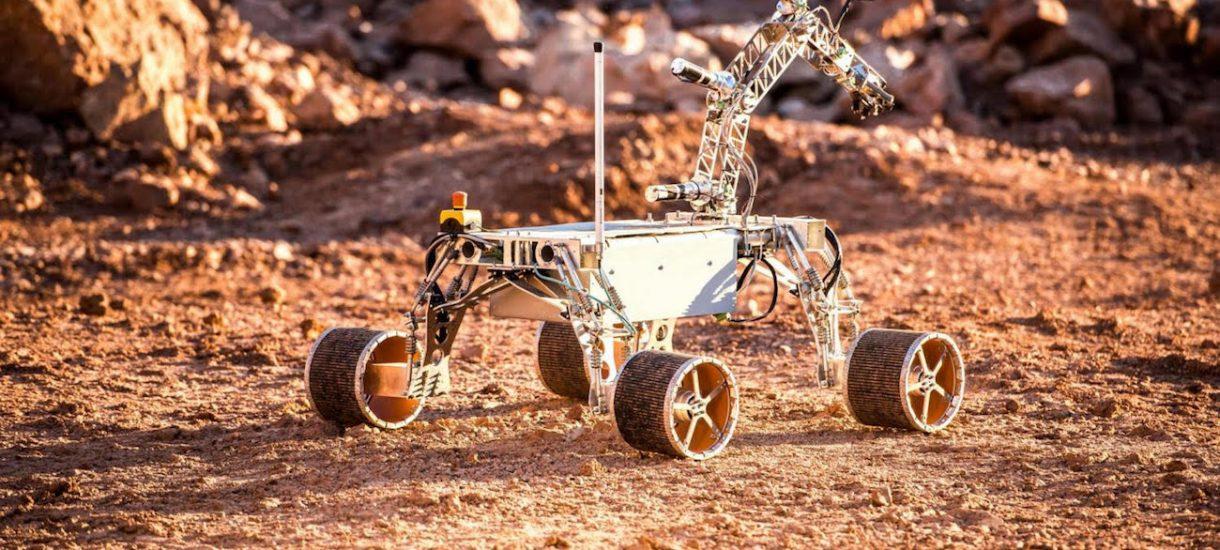 Kosmos, NASA i druk 3D, czyli co dalej
