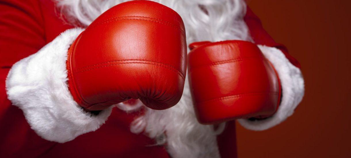 A Ty myślałeś, że miałeś złe święta… Zbrodnie doskonałe (w stroju św. Mikołaja), które nie wypaliły
