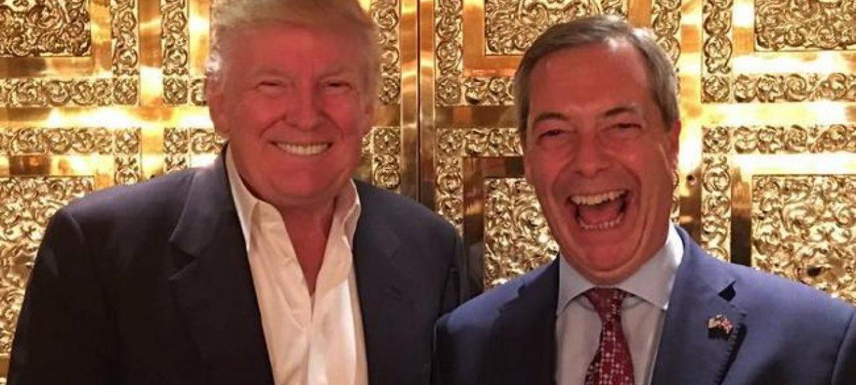 """Nigel Farage, """"pan Brexit"""", chce… drugiego referendum o Brexicie. O co mu chodzi?"""