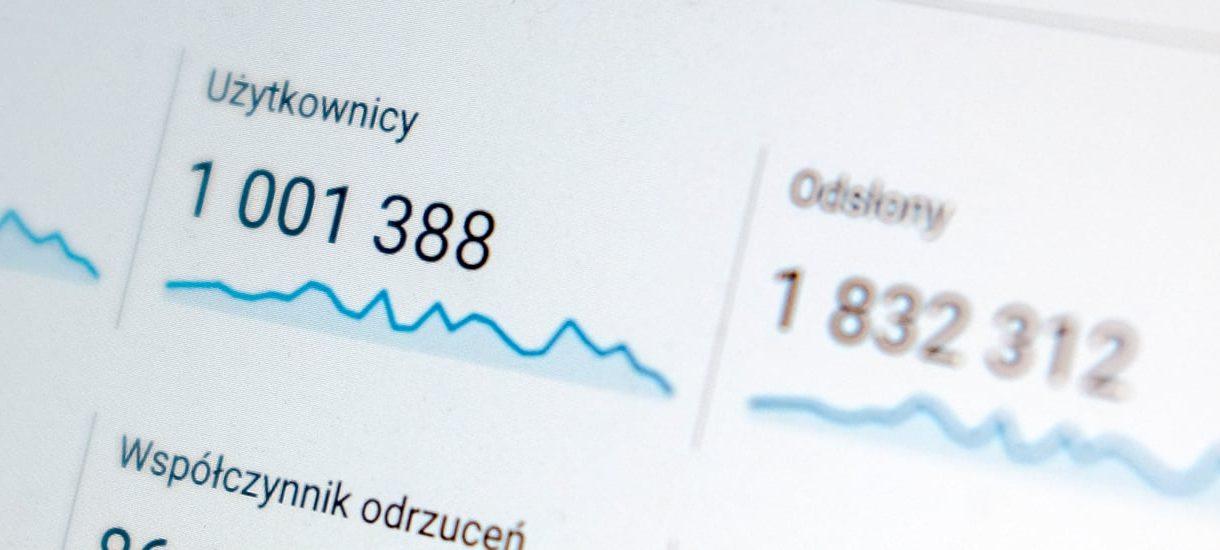 W styczniu 2018 Bezprawnika po raz pierwszy odwiedził 1 milion unikalnych użytkowników