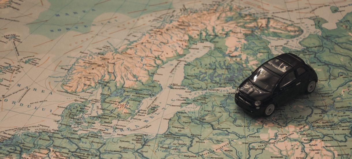 Pijany Norweg w Sylwestra wsiadł do taksówki, przejechał trzy kraje, a na końcu jeszcze okazało się, że nie ma pieniędzy