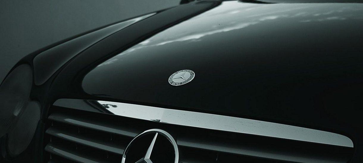 Mercedes jest coraz bardziej chiński. I to wcale nie jest żart