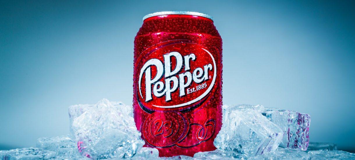 Kto z was zgadnie, czyj jest Dr Pepper – PepsiCo czy Coca-Cola Company?