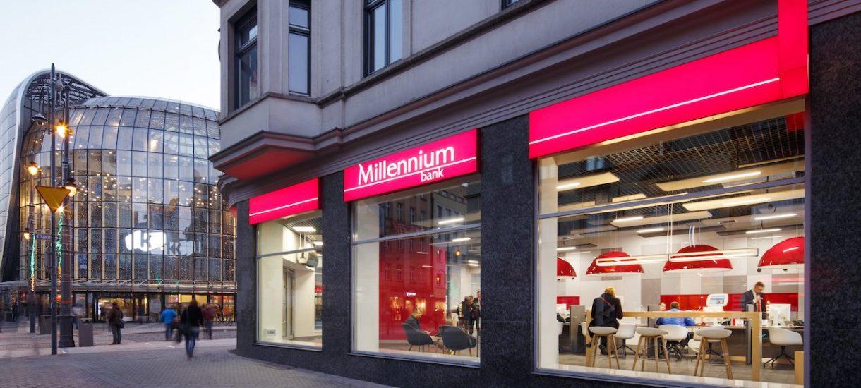 Masz konto w Millennium Bank? Po złożeniu reklamacji możesz odzyskać część pieniędzy