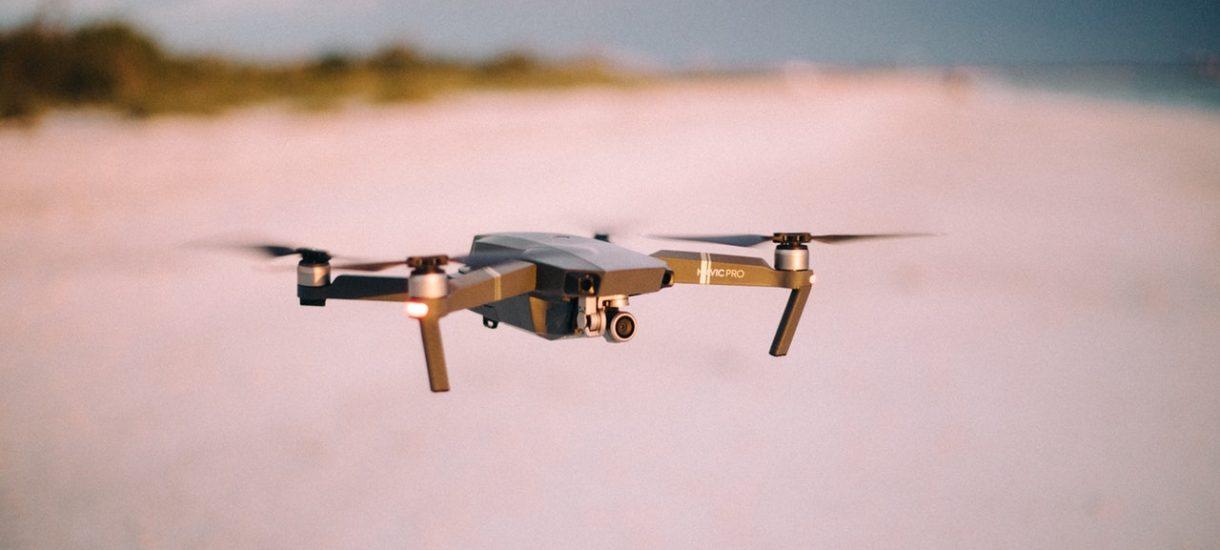 Empik sprzedawał dron DJI Mavic Pro Fly More Combo za 2400 zamiast 7900 złotych, ale teraz anuluje zamówienia