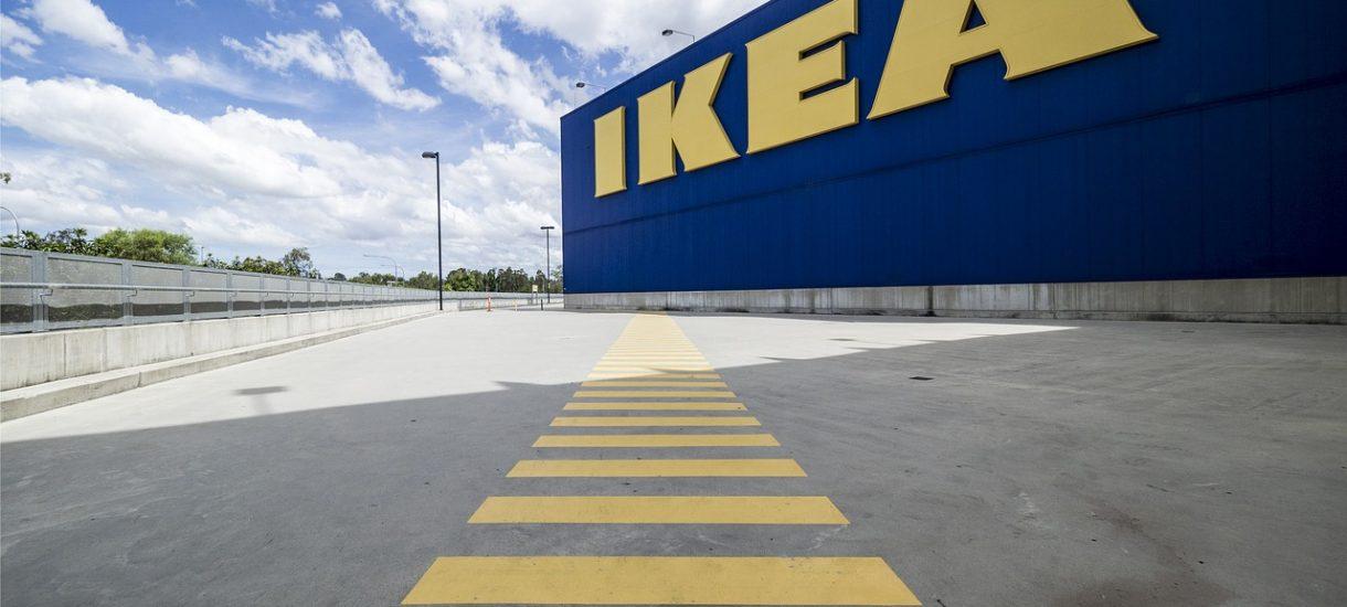 Demonstracja w IKEA. Pracownicy nie chcą pracować za miskę ryżu