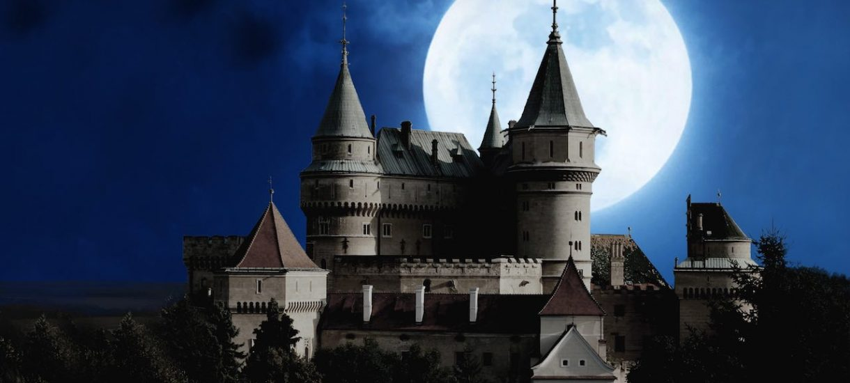 Czy można sobie zbudować zamek w środku puszczy? Tak, o ile robimy to w Polsce
