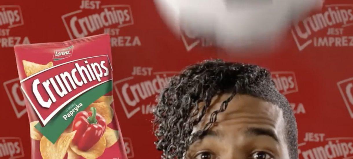 Skarga na reklamę Crunchips – czarnoskóry mężczyzna został przedstawiony jak sienkiewiczowski Kali z XIX wieku