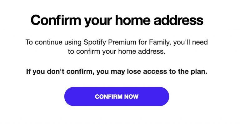 konto rodzinne spotify