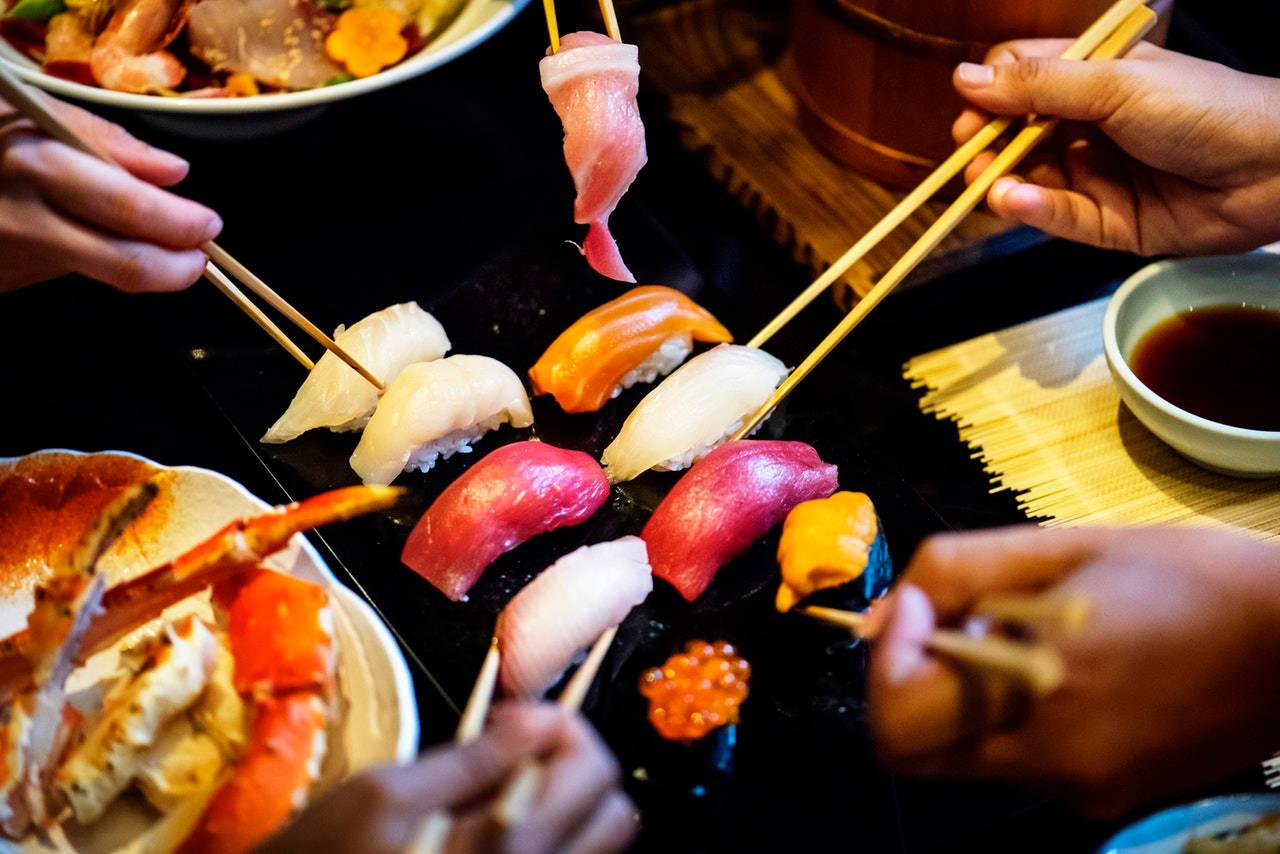 Triathlonista Zjadł 100 Porcji Sushi W Restauracji Płać Raz