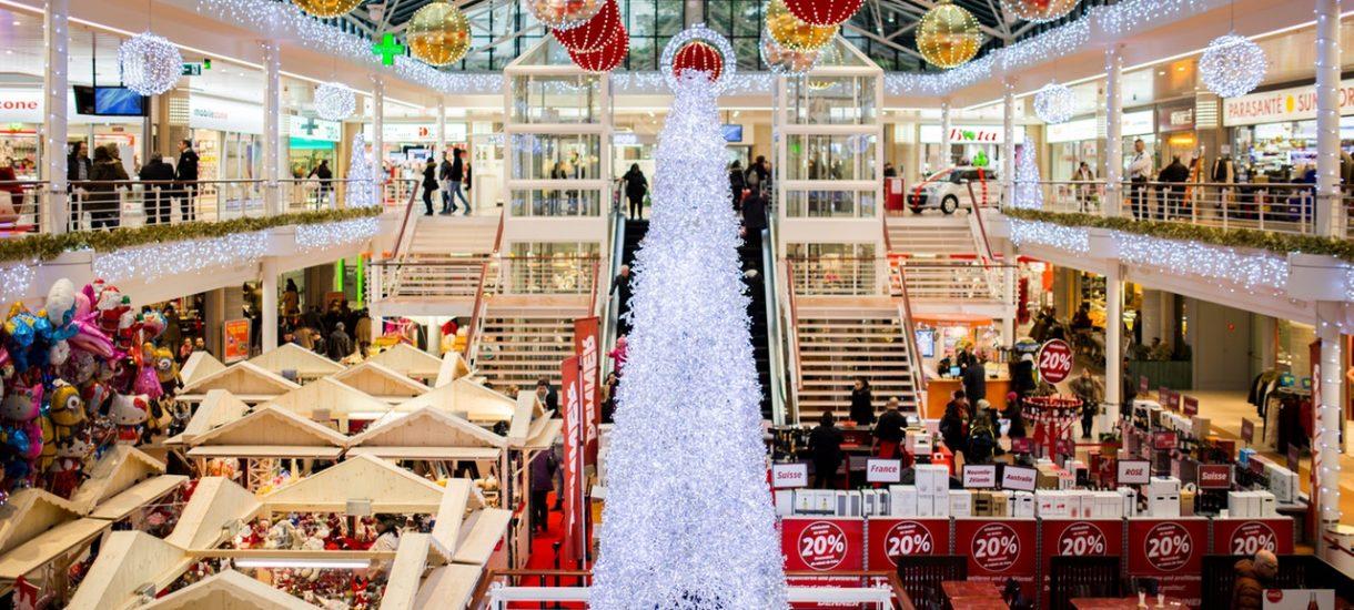 Zakupy świąteczne w listopadzie? Narzekamy na sklepowe wystawy, ale to my chcemy robić świąteczne zakupy tak wcześnie