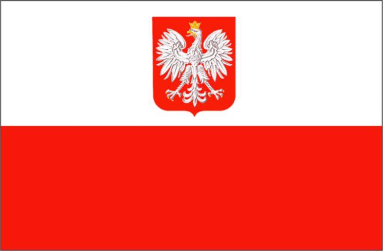 flaga polski prawo