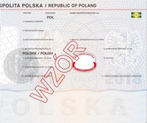 nowy wzór paszportu