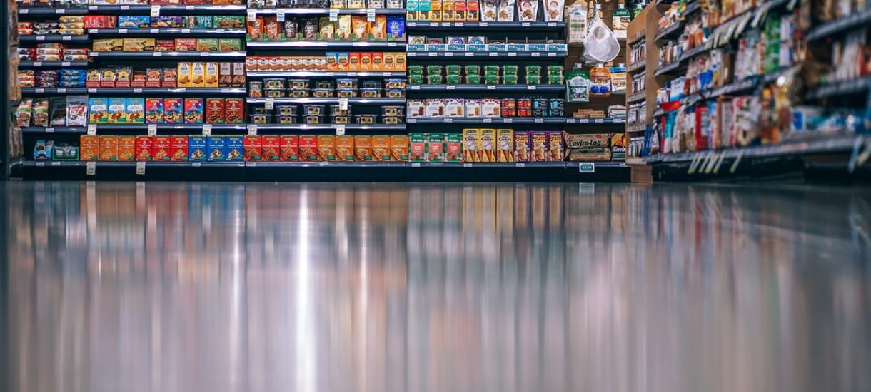 Pampers w pracy ciągle żywy. Supermarket Mila w Płocku się nie popisał