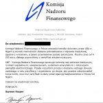 opłata transferowa knf 1
