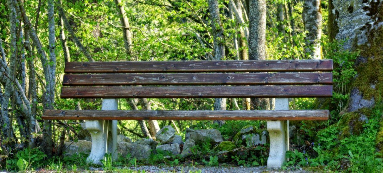 Nowe ławki na stulecie niepodległości. Koszmarek architektoniczny czy genialna myśl artystyczna?