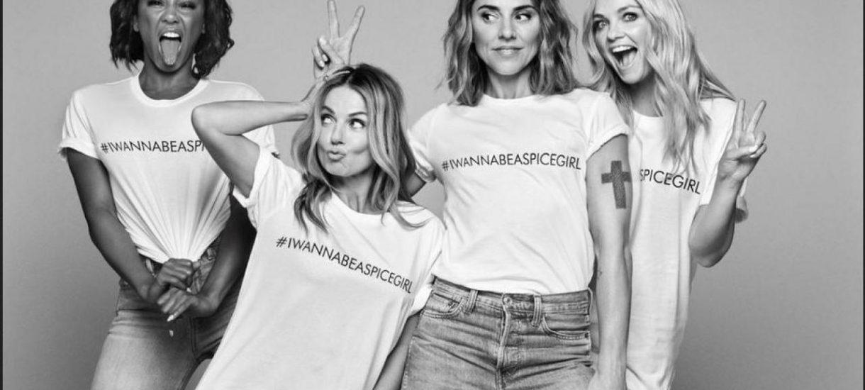 """Koszulki Spice Girls miały """"wzmocnić kobiety"""". Przy ich produkcji wykorzystywano dziewczynki"""