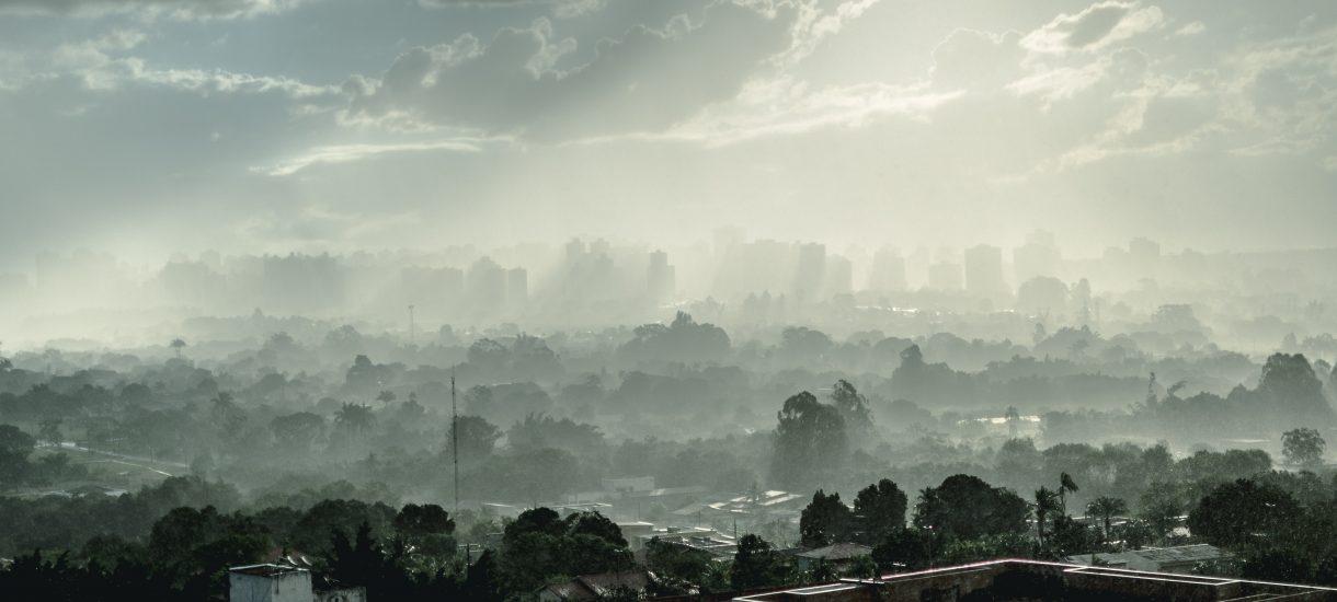 Dodatkowy urlop za smog dla policjantów? Wszystko na to wskazuje, bo prawo jest po ich stronie