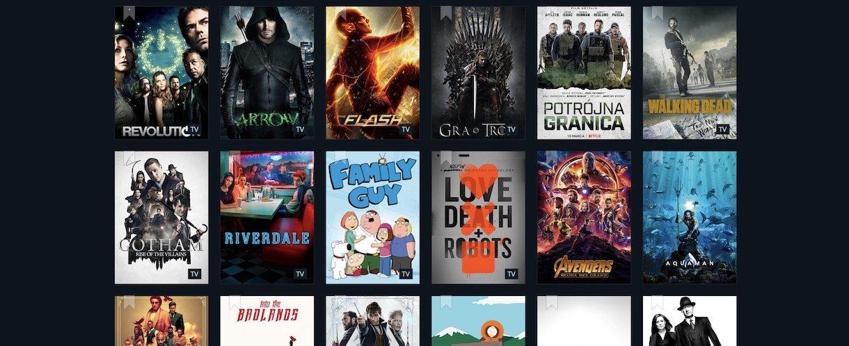 Legalna kultura: JustWatch – do Polski weszła wyszukiwarka filmów w Netflix, HBO GO czy nawet VOD.pl
