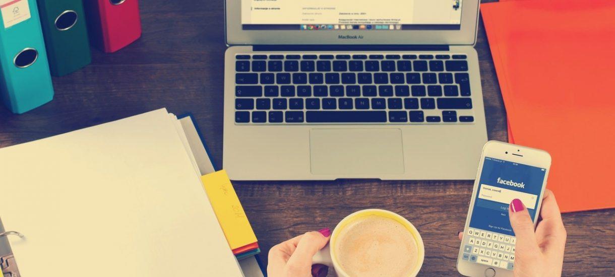Korzystasz w pracy z Facebooka? Możesz zostać zwolniony. Brzmi jak żart, ale jest możliwe