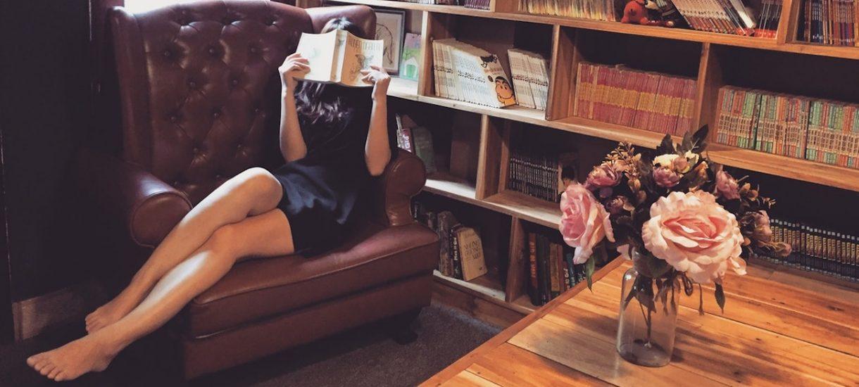 Jeśli czytasz książki, to jesteś paniątkiem z dobrego domu. Jeśli nie czytasz, winny jest kapitalizm