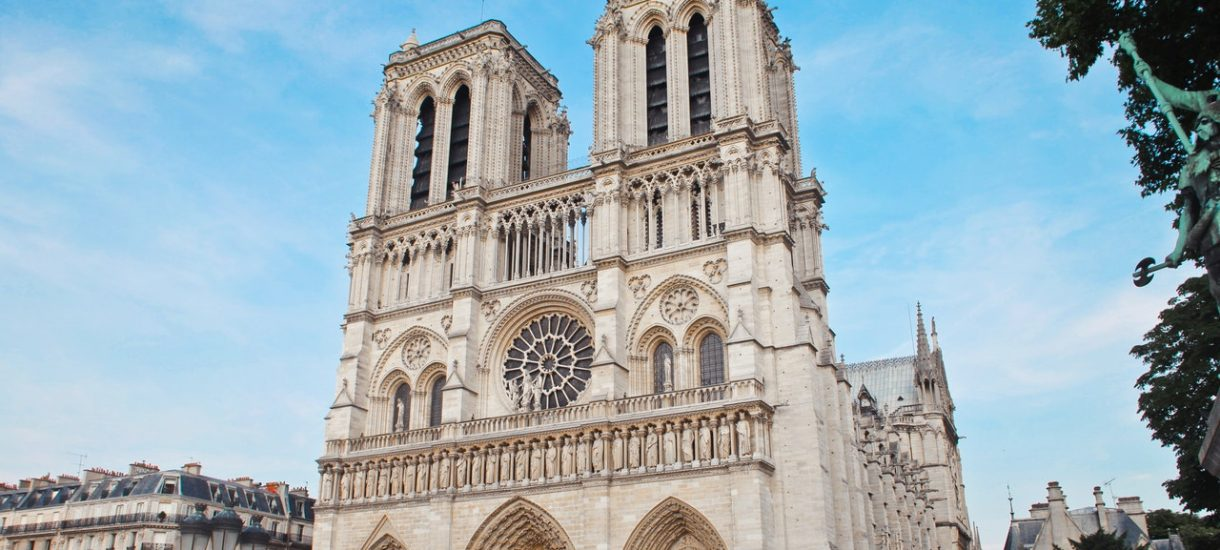 Myślałem, że polska lewica zna się chociaż na kulturze, tymczasem kandydat Razem świętował wczoraj pożar Notre Dame