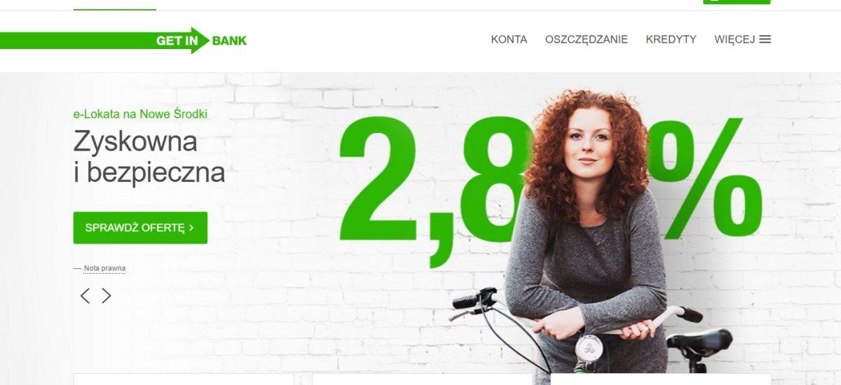 Getin Bank odda pieniądze klientom, którzy podpiszą aneksy