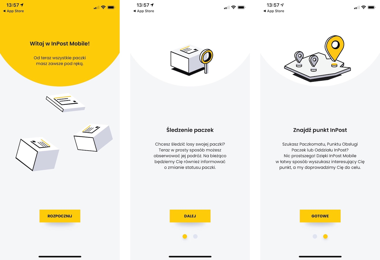 inpost mobile aplikacja